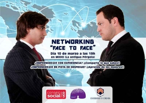"NETWORKING: ""FACE TO FACE"""
