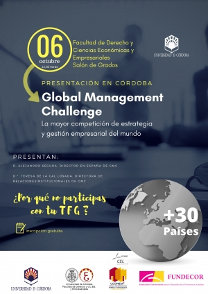 "Presentación de ""Global Management Challenge"""