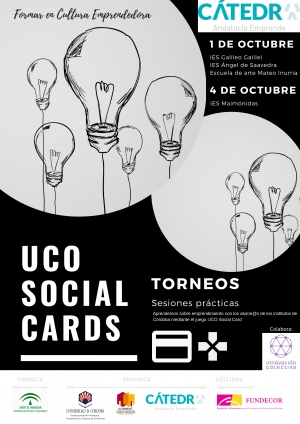 UCO Social Cards